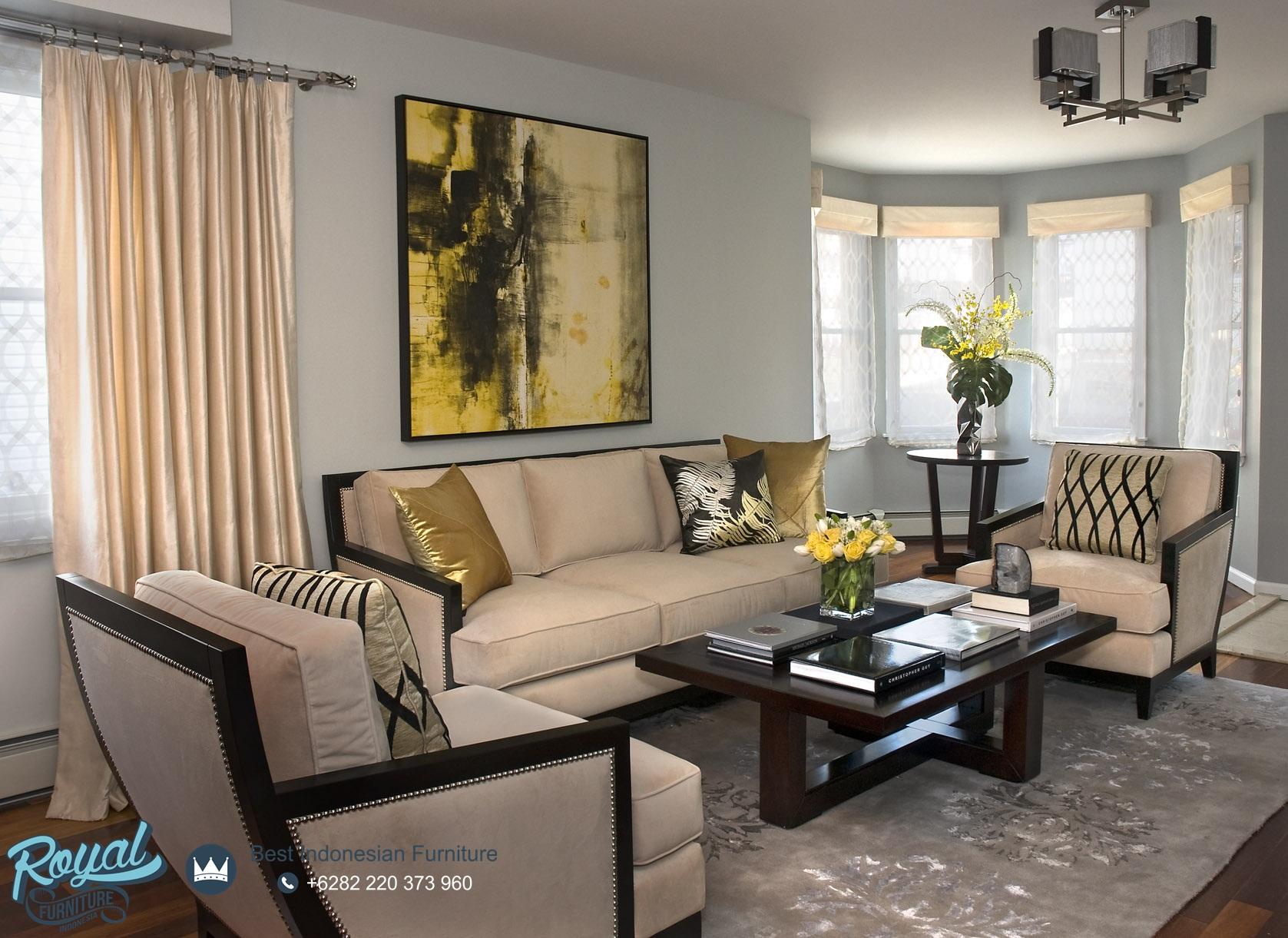 Sofa Tamu Minimalis Elegan Terbaru Fantastic