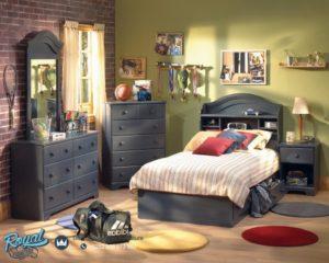Tempat Tidur Anak Minimalis Modern Mewah Terbaru Mebel Jepara