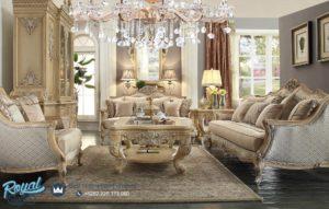 Kursi Sofa Tamu Set Klasik Mewah Mebel Jepara Terbaru Homey Design