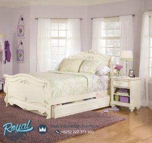 Set Kamar Tidur Anak Minimalis Modern Mewah Terbaru Catalina