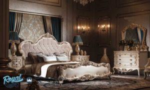 Set Kamar Tidur Model Italia Klasik Mewah Terbaru Martha