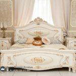 Tempat Tidur Set Mewah Ukiran Victorian Luxury Terbaru