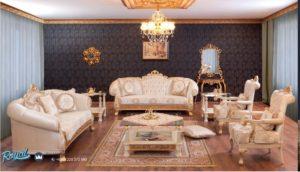 Kursi Sofa Ruang Tamu Set BURMALI Ukir Furniture Jepara Terbaru