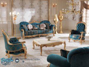 Set Sofa Kursi Ruang Tamu Mewah Klasik Jepara Milas Turki Terbaru