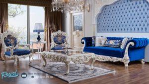 Set Sofa Tamu Mewah Terbaru Klasik Ukir Jepara