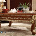Set Sofa Tamu Mewah Klasik Eropa Jackson Kayu Jati