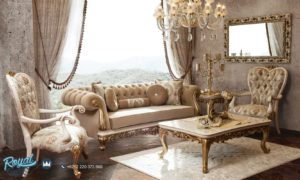 Set Sofa Tamu Mewah Modern Turkis Koltuk