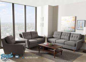 Sofa Kursi Tamu Mewah Jati Minimalis Terbaru