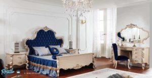 Set Kamar Tidur Mewah Putih Duco Modern Turky Mobilya