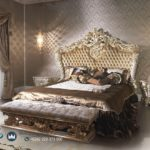 Set Kamar Tidur Mewah Ukir Klasik Letto