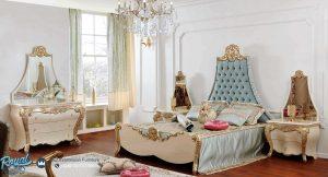 Set Kamar Tidur Mewah Elegan Princ Model Terbaru