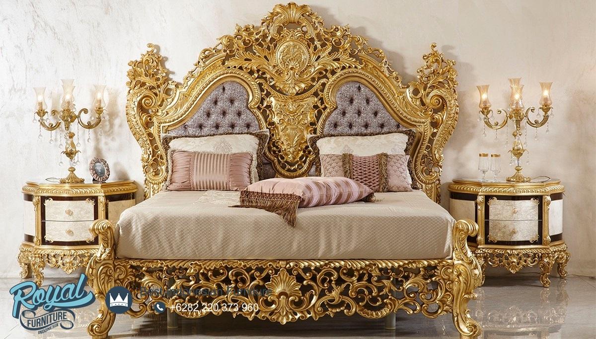 Set Tempat Tidur Mewah Klasik Gold Ukiran Jepara Sehrazat, Set Kamar Tidur Mewah Klasik Gold Ukiran Jepara Sehrazat, Kamar tidur klasik, Tempat tidur klasik, Tempat Tidur Ukiran Klasik, Kamar Tidur Gold Duco, Set Tempat Tidur Modern Mewah Ukir Jepara Putih Duco Terbaru, set kamar tidur mewah, set kamar tidur modern elegan, set kamar tidur ukir terbaru, set kamar tidur putih duco, gambar model kamar set jepara mewah, kamar tidur pengantin, tempat tidur ukiran jepara, tempat tidur mewah terbaru, jual set kamar tidur ukir jepara, tempat tidur jati ukir, desain kamar tidur mewah terbaru, interior kamar tidur set klasik mewah, set kamar tidur modern putih duco, set kamar tidur jepara, kamar set jati jepara murah, tempat tidur jepara terbaru, kamar set pengantin jati jepara, harga satu set kamar tidur klasik, harga tempat tidur jati satu set, model tempat tidur jepara terbaru, mebel jepara, furniture jepara, Royal Furniture