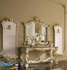 Meja Konsol Modern Klasik Luxury Custom Design