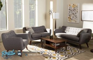 Set Kursi Sofa Tamu Minimalis Retro Vintage Terbaru