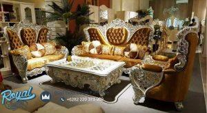 Model Kursi Sofa Tamu Mewah Klasik Bellagio Terbaru