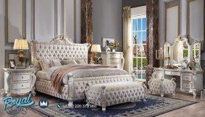 Furniture Kamar Tidur Set Mewah Terbaru Winn Victorian Bedroom