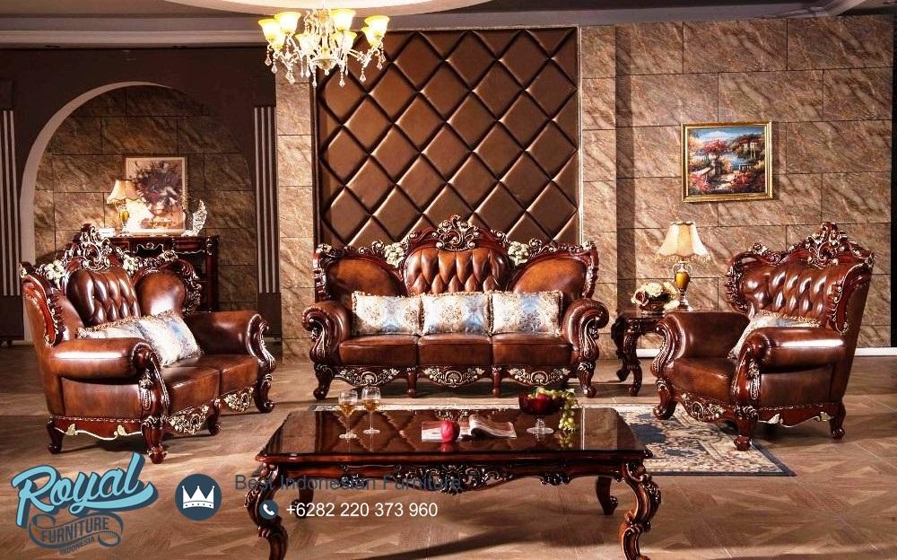Model Kursi Sofa Tamu Kayu jati Jepara Terbaru Antique Luxury Italian Leather, sofa tamu kayu jati ukiran jepara, sofa tamu mewah terbaru, sofa tamu jepara terbaru, kursi tamu ukir jepara terbaru, harga sofa tamu jati ukiran jepara, sofa ruang tamu mewah modern, sofa mewah modern jepara, sofa mewah minimalis terbaru, kursi tamu mewah modern, harga sofa ruang tamu mewah, set sofa tamu mewah, set sofa tamu klasik, kursi tamu classic ukiran jepara, furniture sofa tamu jepara, toko furniture jepara, showroom furniture jepara, furniture jepara store, mebel jepara klasik, jual kursi tamu sofa mewah terbaru 2020, kursi tamu mewah harga kualitas terbaik, royal furniture