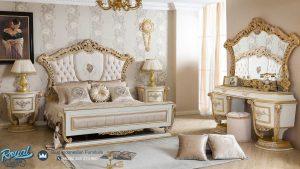 Desain Tempat Tidur Mewah Ukir Jepara Elegan Turki Style