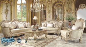 Sofa Ruang Tamu Mewah Victorian Style