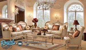 Sofa Tamu Mewah Elegan Living Room