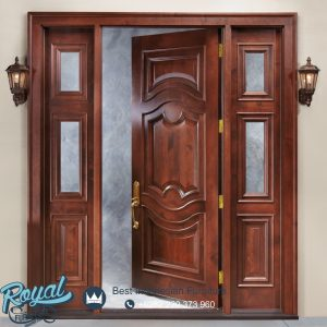 Model Pintu Kusen Minimalis Kayu Jati Perhutani