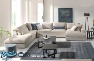Model Sofa Ruang Tv keluarga Minimalis Terbaru