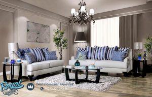 Sofa Tamu Jati Jepara Minimalis Living Room Piece