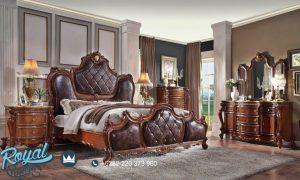 Jual Tempat Tidur Jati Jepara Picardy Eropa Style