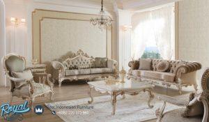 Set Sofa Ruang Tamu Mewah Classic Turkey