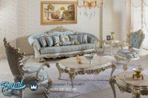 Sofa Ruang Tamu Mewah Turky Modern