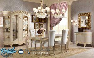 Ruang Meja Makan Modern Diamente