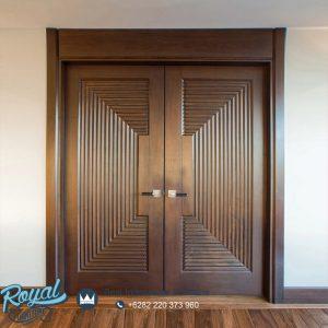 Kusen Pintu Jati Jepara Minimalis Klasik